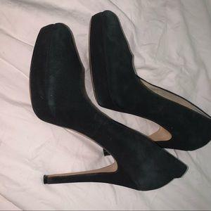 Black Swede Michael Kors heels